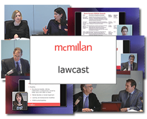 McMillan LLP Lawcasts